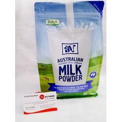 Sữa tươi dạng bột nguyên kem DJ and A 1Kg của Úc