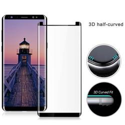Miếng dán kính cường lực Samsung Galaxy Note 8mecury full màn hình