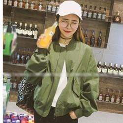 Áo khoác nữ phong cách thời trang hiphop mẫu đẹp