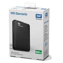 Ổ Cứng Di Động W.D Elements 500G