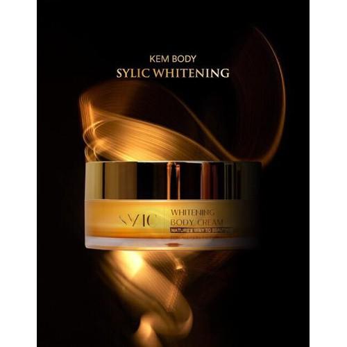 Kem body Sylic dưỡng trắng da toàn thân cao cấp - 5248668 , 8725484 , 15_8725484 , 520000 , Kem-body-Sylic-duong-trang-da-toan-than-cao-cap-15_8725484 , sendo.vn , Kem body Sylic dưỡng trắng da toàn thân cao cấp