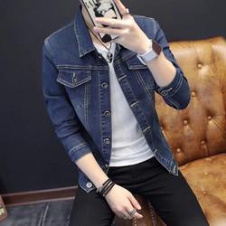 Sale áo khoác jean size M L XL