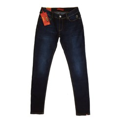 Quần jeans nữ dáng skinny dài size 28
