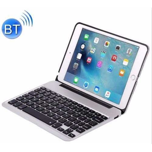 Bàn phím Bluetooth iP ad mini 4 keyboard kiêm ốp lưng PF41