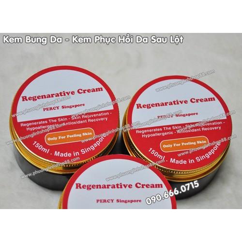 Kem Bung Da Cho Da Lột Không Ra Regenarative Cream