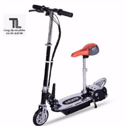 Xe Scooter điện 2 bánh xếp gọn tải trọng 80KG...