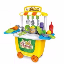 Bộ đồ chơi nấu ăn Kitchen Table