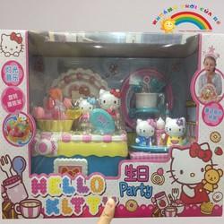 Party Tiệc sinh nhật Hello Kitty  KTD1369