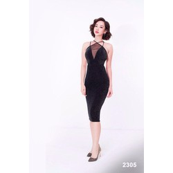 Đầm body hai dây sexy