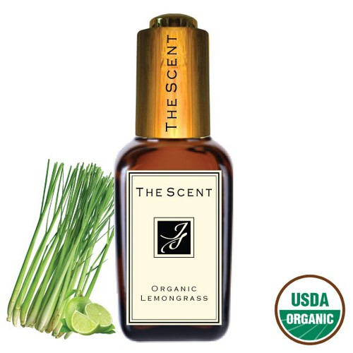 Tinh Dầu Sả Chanh Organic The Scent Nhập Khẩu Từ Mỹ
