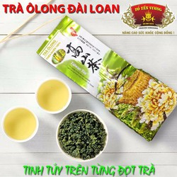 Trà Ôlong Đài Loan