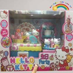 Party Tiệc sinh nhật Hello Kitty  KTC1369