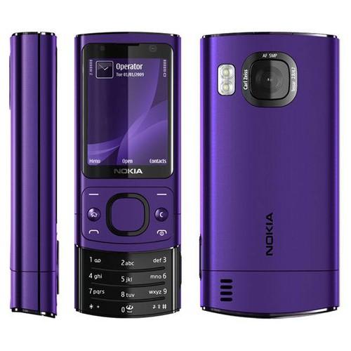 Điện thoại Nokia 6700s Slide Tím