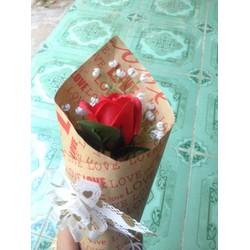 Hoa hồng sáp thơm - Đẹp và chất lượng - Sỉ và Lẻ - Quà tặng Valentine