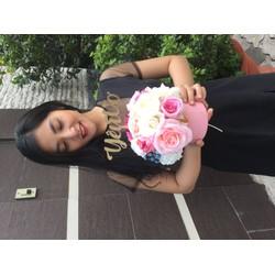 Hộp hoa quà tặng 8-3