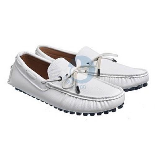 Giày lười nam thắt dây MS4  màu trắng - 5255603 , 8734186 , 15_8734186 , 141000 , Giay-luoi-nam-that-day-MS4-mau-trang-15_8734186 , sendo.vn , Giày lười nam thắt dây MS4  màu trắng