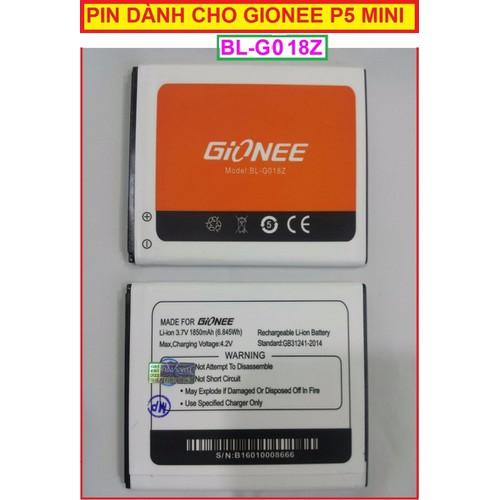 PIN GIONEE P5 MINI - 5256068 , 8734809 , 15_8734809 , 129000 , PIN-GIONEE-P5-MINI-15_8734809 , sendo.vn , PIN GIONEE P5 MINI
