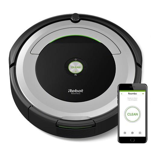 iRobot® Roomba® 690 Robot hút bụi kết nối Wifi