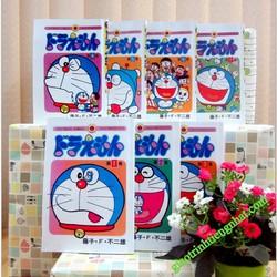 Truyện tranh Doraemon tiếng Nhật ngắn - trọn bộ 7 tập