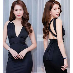 Đầm body Ngọc Trinh sexy
