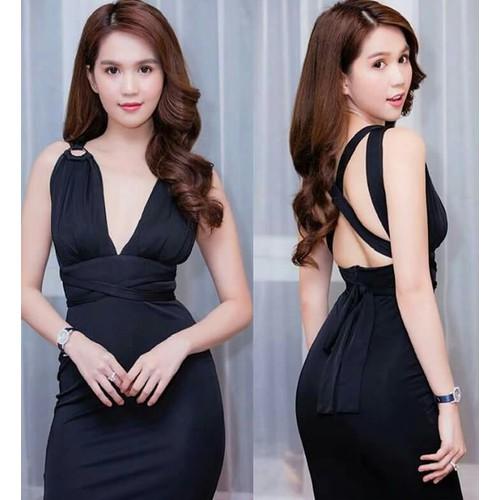 Đầm body Ngọc Trinh sexy - 5298549 , 8808119 , 15_8808119 , 390000 , Dam-body-Ngoc-Trinh-sexy-15_8808119 , sendo.vn , Đầm body Ngọc Trinh sexy