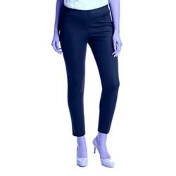 Quần tây nữ slim leg bigsize xuất khẩu màu navy
