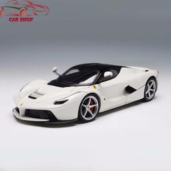 Xe Mô Hình - Mô hình xe Sắt Ferrari Laferrari 1:18 Bburago giá rẻ nhất