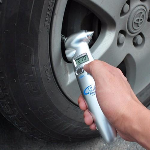 Máy đo áp suất lốp ô tô