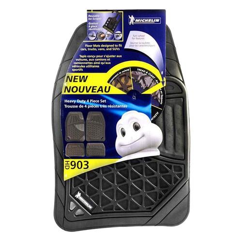 Bộ thảm lót sàn 4 tấm Michelin 903-489 xe 7 chổ