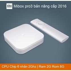 Xiaomi Mi Smart TV Box 3 pro 3S