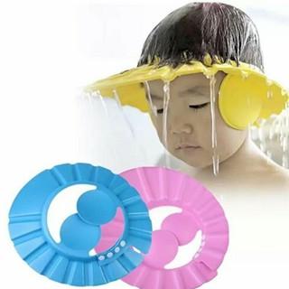 Mũ chắn nước gội đầu cho bé - A10339 thumbnail