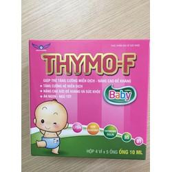 Giúp trẻ nâng cao sức đề kháng,ăn ngon ngủ tốt Thymo F