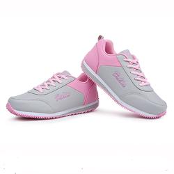 Giày thể thao SNEAKER nữ phối hồng trẻ trung -Cao Cấp