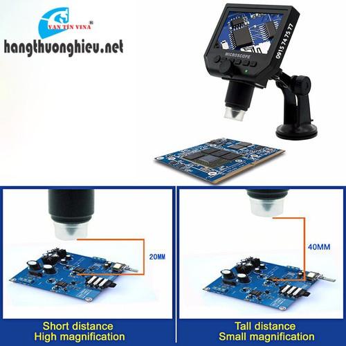 Kính Hiển Vi LCD 4.3 in 600x