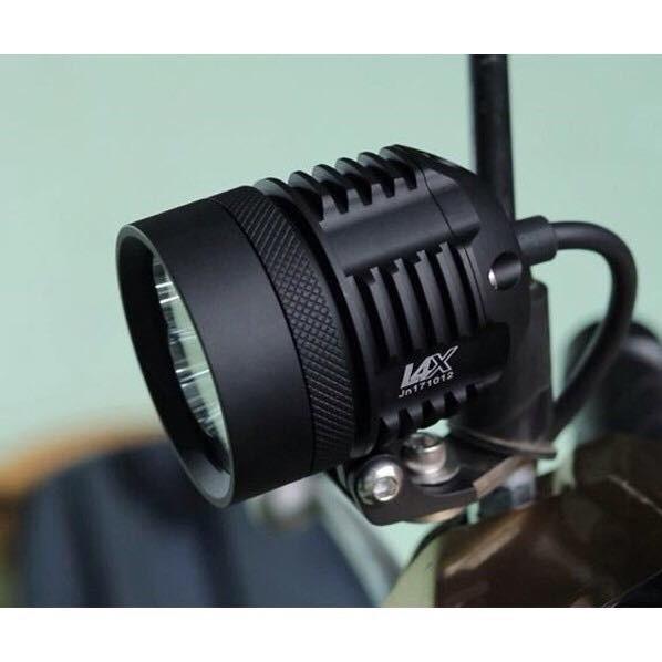 Chuyên Đèn Led Trợ Sáng Xe Máy C6.U5.U7.H14.Led Mắt Cú EX 150.V.v.. - 45