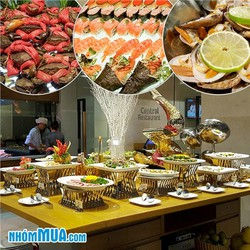Buffet nướng ngon tại NH Lẩu Hội Quán Hoàng Cầu