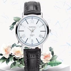 Đồng hồ thời trang nữ , kiểu dáng cổ điển sang trọng 110