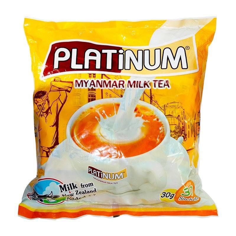 Trà sữa Platinum Myanmar 900gr 3
