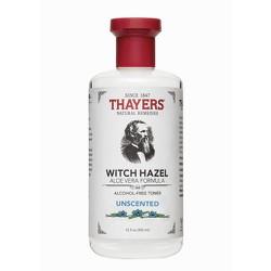 Nước hoa hồng Toner Thayers Alcohol-Free Unscented, 355ml