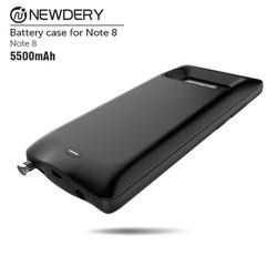 Ốp lưng kiêm sạc dự phòng 5500mAh cho Galaxy Note 8