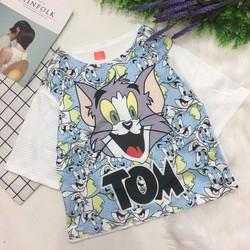 Áo Thun Tom Jerry Ngộ Nghĩnh