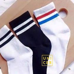 Bộ 03 đôi vớ sọc phong cách Hàn Quốc