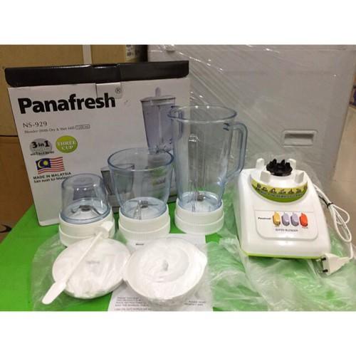 Máy cối xay sinh tố Panafresh NS-929 nhập Malaysia