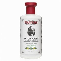 Nước hoa hồng Toner Thayers Alcohol-Free Cucumber Witch Hazel, 355ml