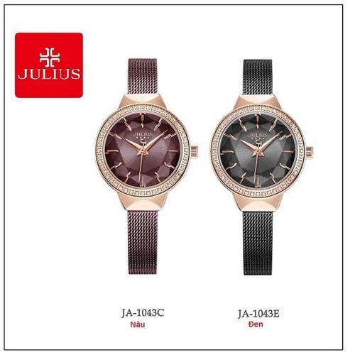 Đồng hồ nữ Chính hãng Julius Hàn Quốc JA-1043CE
