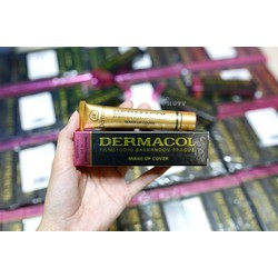 KEM NỀN DERMACOL FILMSTUDIO BARRANDOV PRAGUE MAKE-UP COVER
