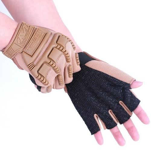 Găng tay hở ngón