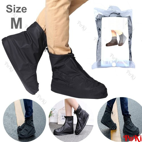 Bọc giày đi mưa thời trang size M, chống thấm nước tuyệt đối  - POKI - 5338077 , 8889899 , 15_8889899 , 125000 , Boc-giay-di-mua-thoi-trang-size-M-chong-tham-nuoc-tuyet-doi-POKI-15_8889899 , sendo.vn , Bọc giày đi mưa thời trang size M, chống thấm nước tuyệt đối  - POKI