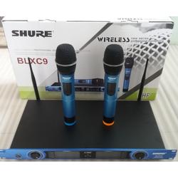 khong day bo micro - SHURE BLXC9