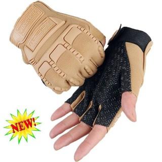 Găng tay nam cụt ngón - Mp1 Mechanix Mpact -XN6 thumbnail
